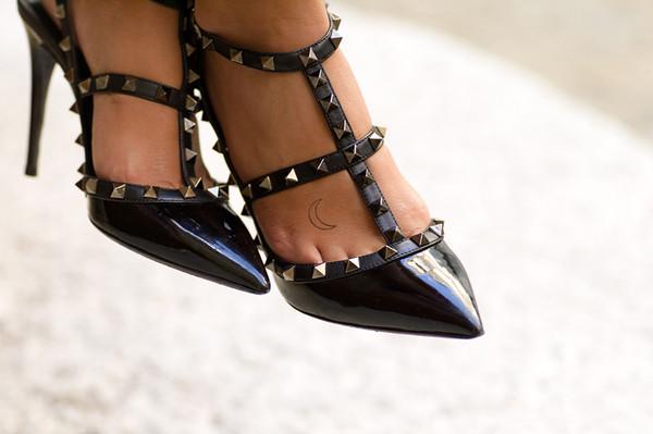 jewels skinfeelings temporary tattoo Valentino high heels