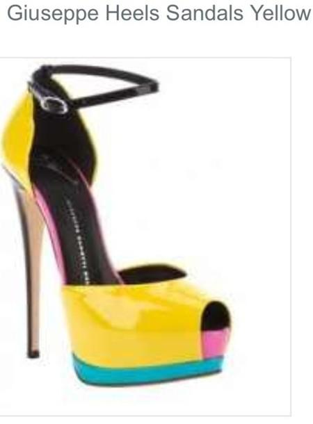 shoes guiseppe zanotti