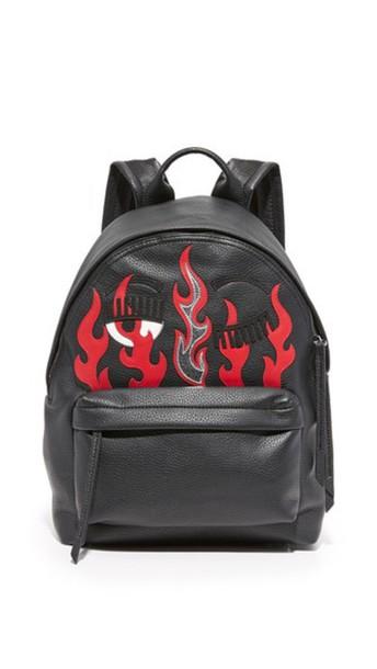 Chiara Ferragni Punk Rock Backpack - Multi