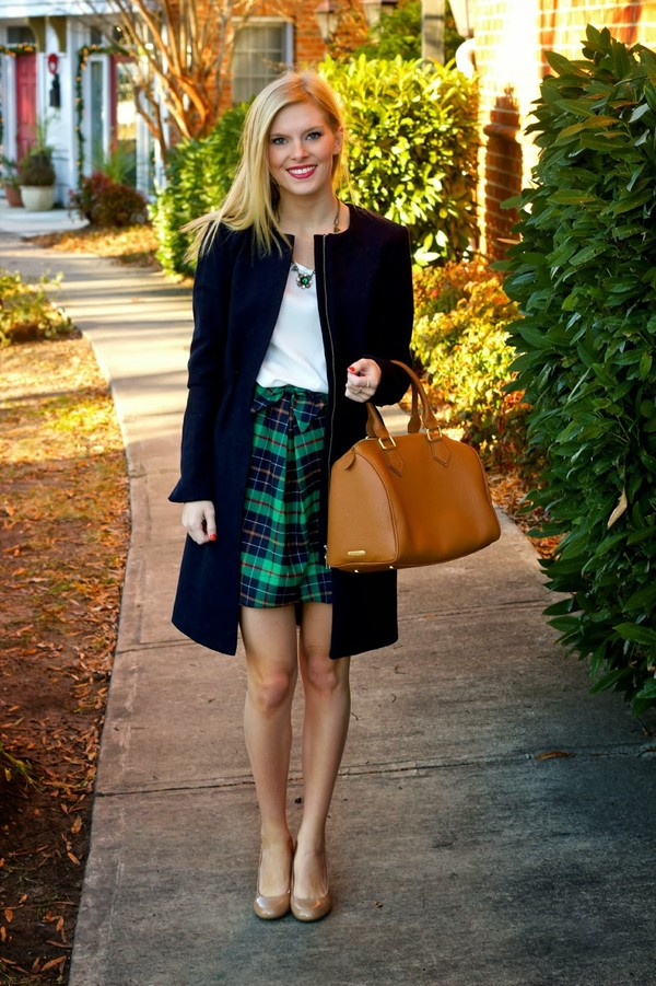 life with emily t-shirt skirt jacket shoes bag jewels