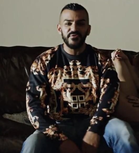 sweater givenchy criminal damage nice