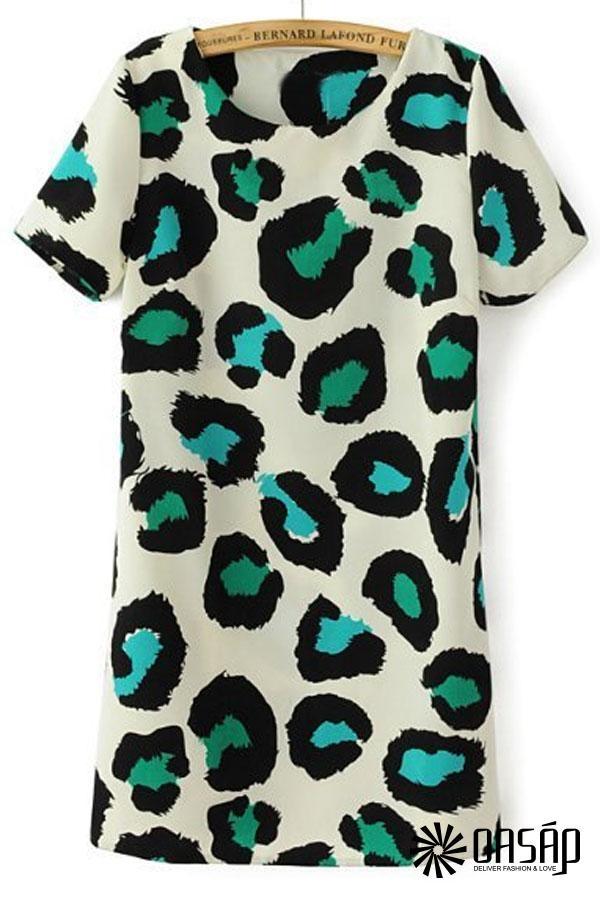 Sexy Leopard Dress - OASAP.com