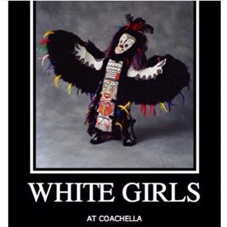 make-up coachella dress hippie beach hipster tumbrl outfits tumblr