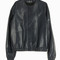 The row kelly leather jacket
