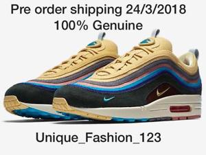 NIKE AIR MAX 197 X SEAN WOTHERSPOON VF SW 1 97 6 7 8 9