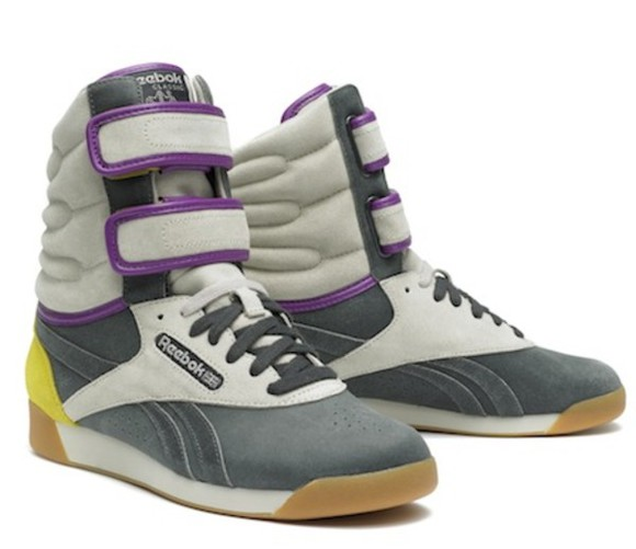 shoes Reebok alicia keys designer high tops limited edition