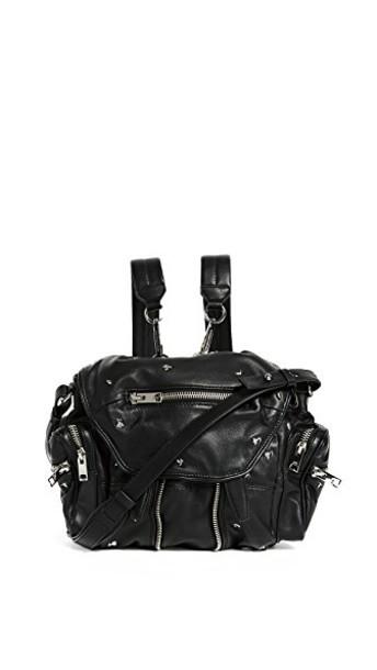 Alexander Wang mini backpack black bag