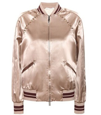 jacket varsity jacket varsity satin