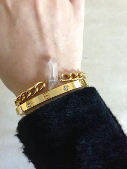 jewels gold tumblr diamonds