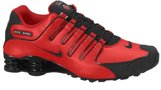 shoes red nike shoes
