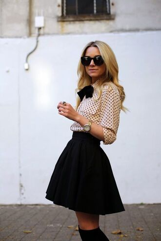 skirt clothes black skirt high waisted high waist skirt mini skirt midi skirt black dipped hem