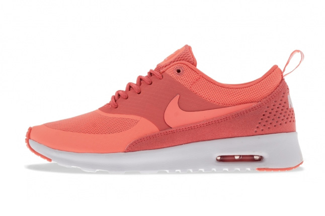 nike air max thea atomic pink sneaker freaker. Black Bedroom Furniture Sets. Home Design Ideas
