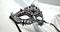 Royal laser cut venetian crown metal mask masquerade mask with rhinestones