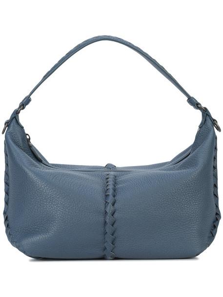 Bottega Veneta women bag leather blue