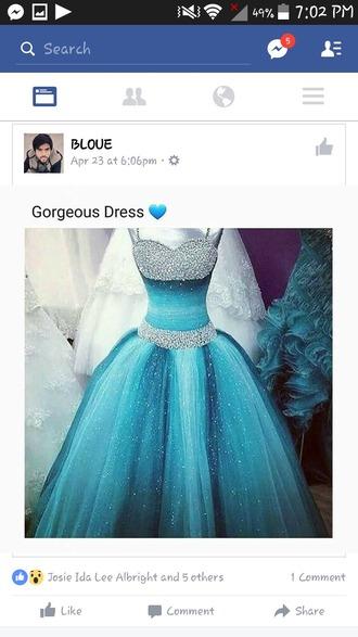 dress prom blue sparkle sparkly dress prom diamond dress glitter homecoming dress prom dress long prom dress