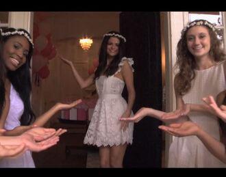 dress lace dress white lace dress white dress selena gomez movies summer dress