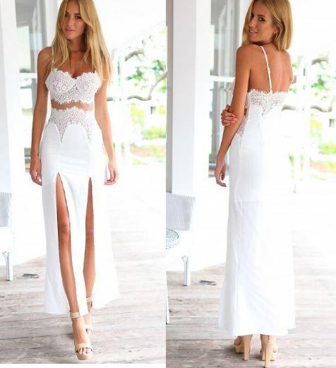 Stella couture maxi dress