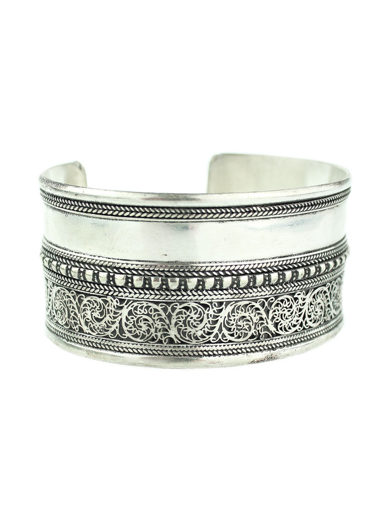 Palace filigree cuff bracelet – shop dixi