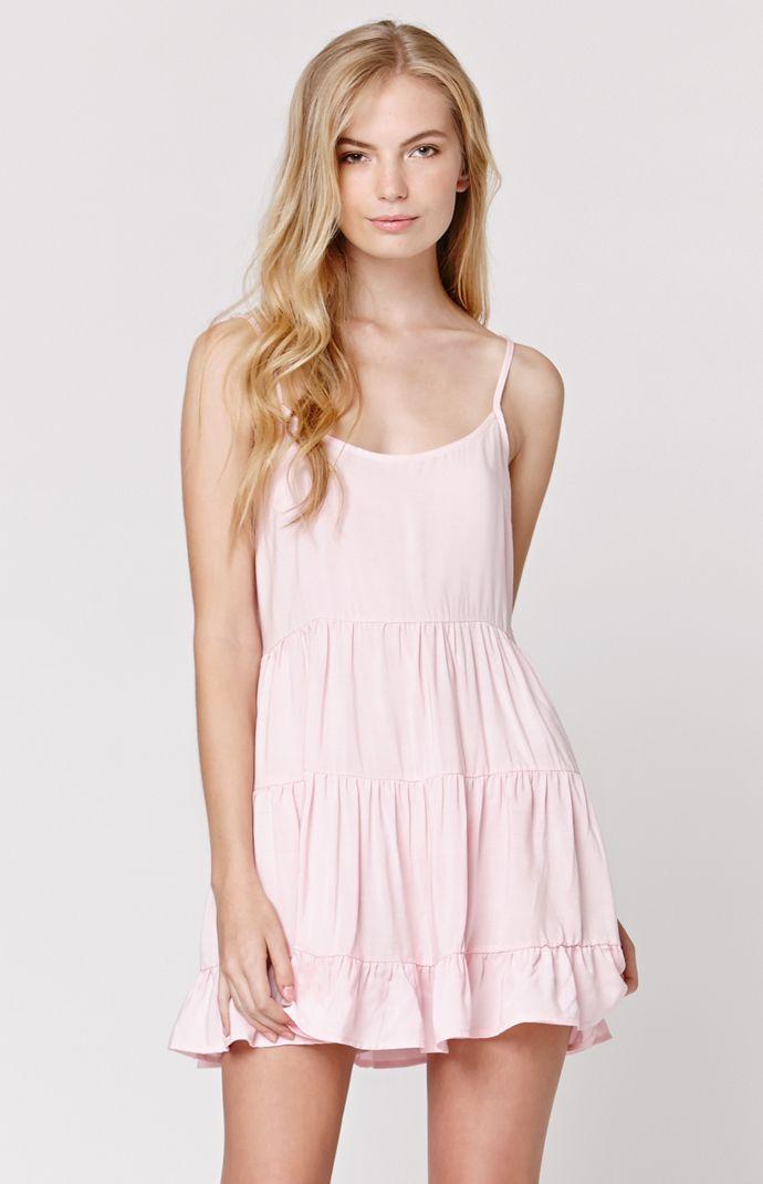 Tiered Babydoll Dress