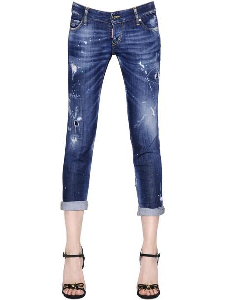 Dsquared2 jeans denim blue