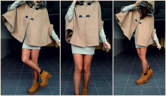 jacket coat nirvana boots cape poncho boots nirvana winter outfits winter jacket autumn boots fall outfits