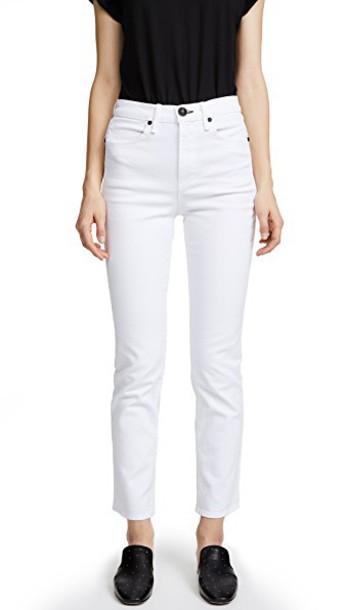 Rag & Bone/JEAN jeans white