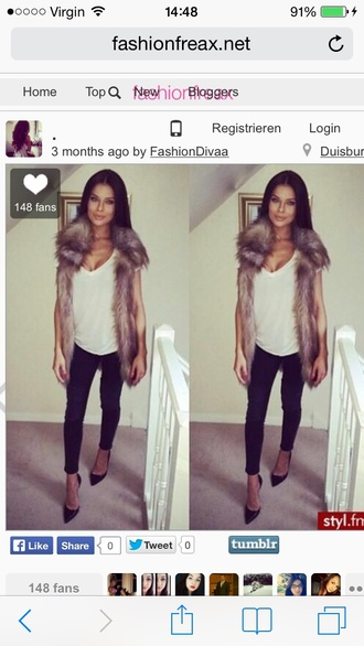 jacket faux fur vest faux fur jacket faux fur fur vest fur coat fur jacket
