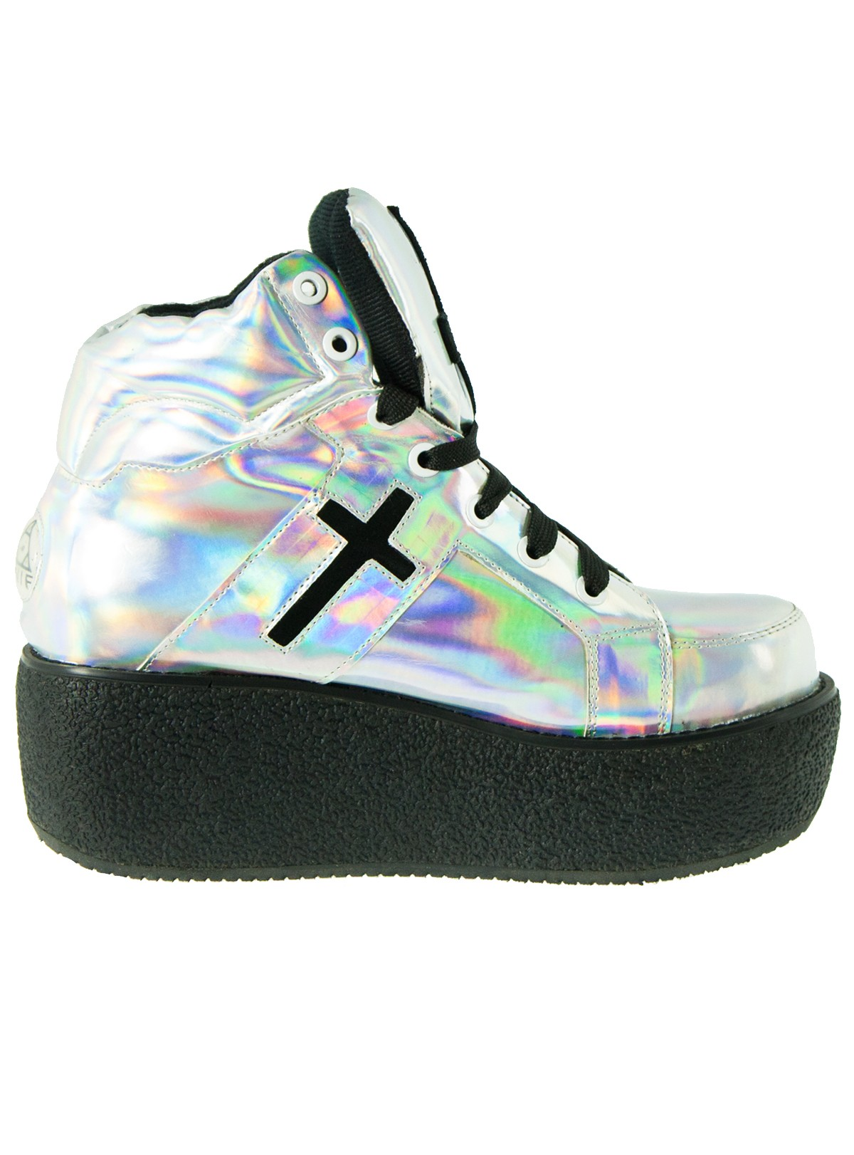 CROSS TRAINER HOLOGRAM - Shoes - WOMENS