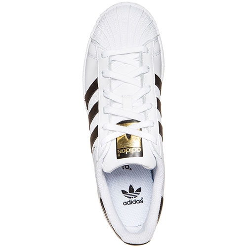 the latest 5cdc7 943a9 adidas Originals -Superstar foundation J Ftwr White   Core Black   Ftwr ...