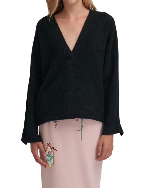 3.1 Phillip Lim jumper wool grey sweater