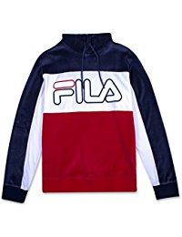 : Fila Fashion Hoodies & Sweatshirts Clothing