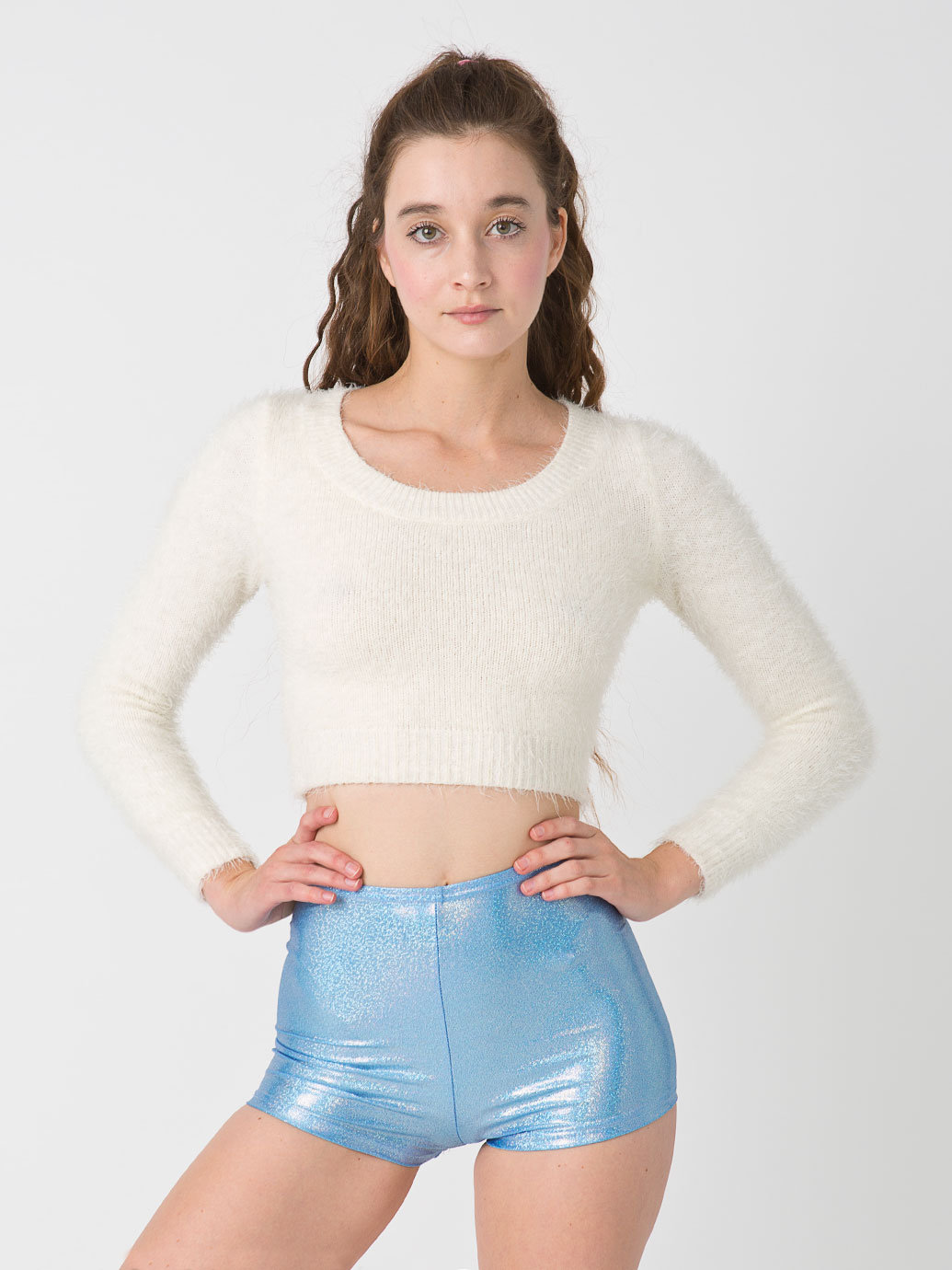 Cropped Sweater | American Apparel