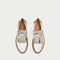 Silver platform brogues with fringe - flat shoes-shoes-woman | zara united states