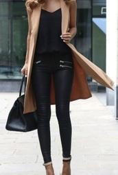 pants,black,bottoms,leggings,leather