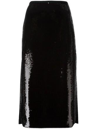 skirt embellished skirt embellished black