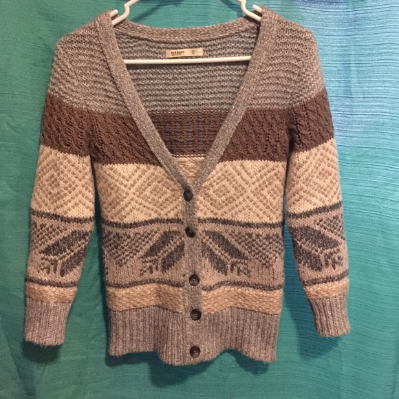 off Old Navy Sweaters - Old Navy Aztec Cardigan from Moriah's ...