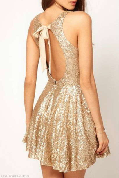 dress backless sleeveless dress