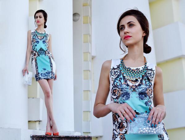 tina sizonova dress shoes bag jewels