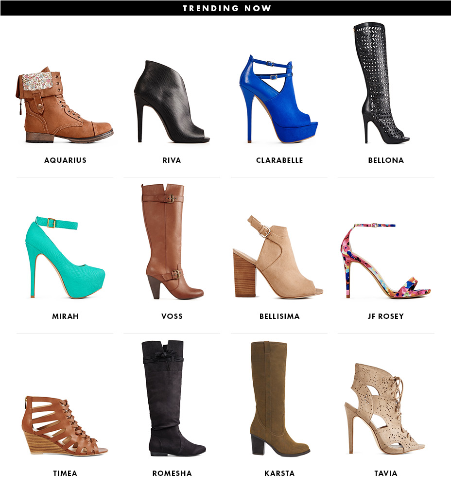 mode designer 4a677 b9a98 Women's Shoes, Boots and Handbags from JustFab