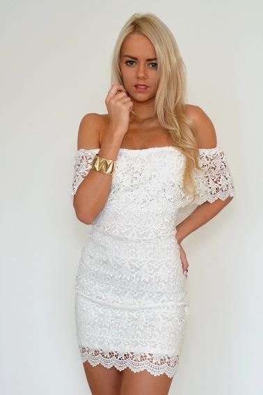 LACY DRESS - MISSHOLLY