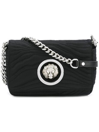 lion women bag shoulder bag black