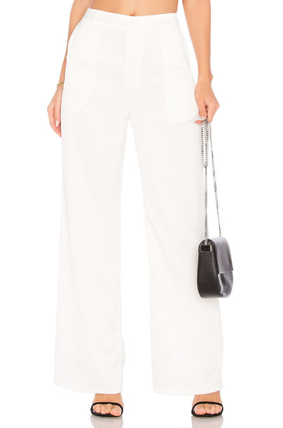 WYLDR silver pants