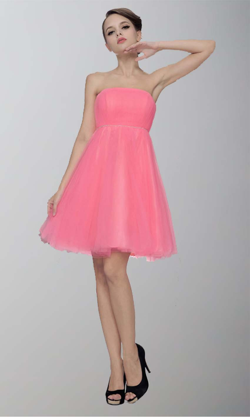 Short A-line Tulle Strapless Homecoming Dress KSP142 [KSP142] - £77.00 : Cheap Prom Dresses Uk, Bridesmaid Dresses, 2014 Prom & Evening Dresses, Look for cheap elegant prom dresses 2014, cocktail gowns, or dresses for special occasions? kissprom.co.uk offers various bridesmaid dresses, evening dress, free shipping to UK etc.