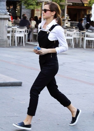 pants emma watson shoes