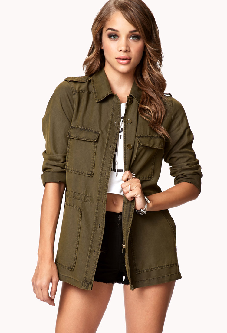 jacket, coats and winter coats | shop online | Forever 21 - 2049257075