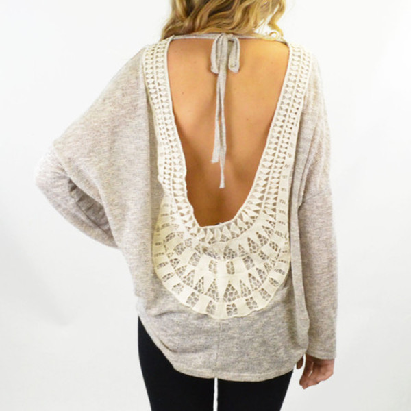 sweater crochet