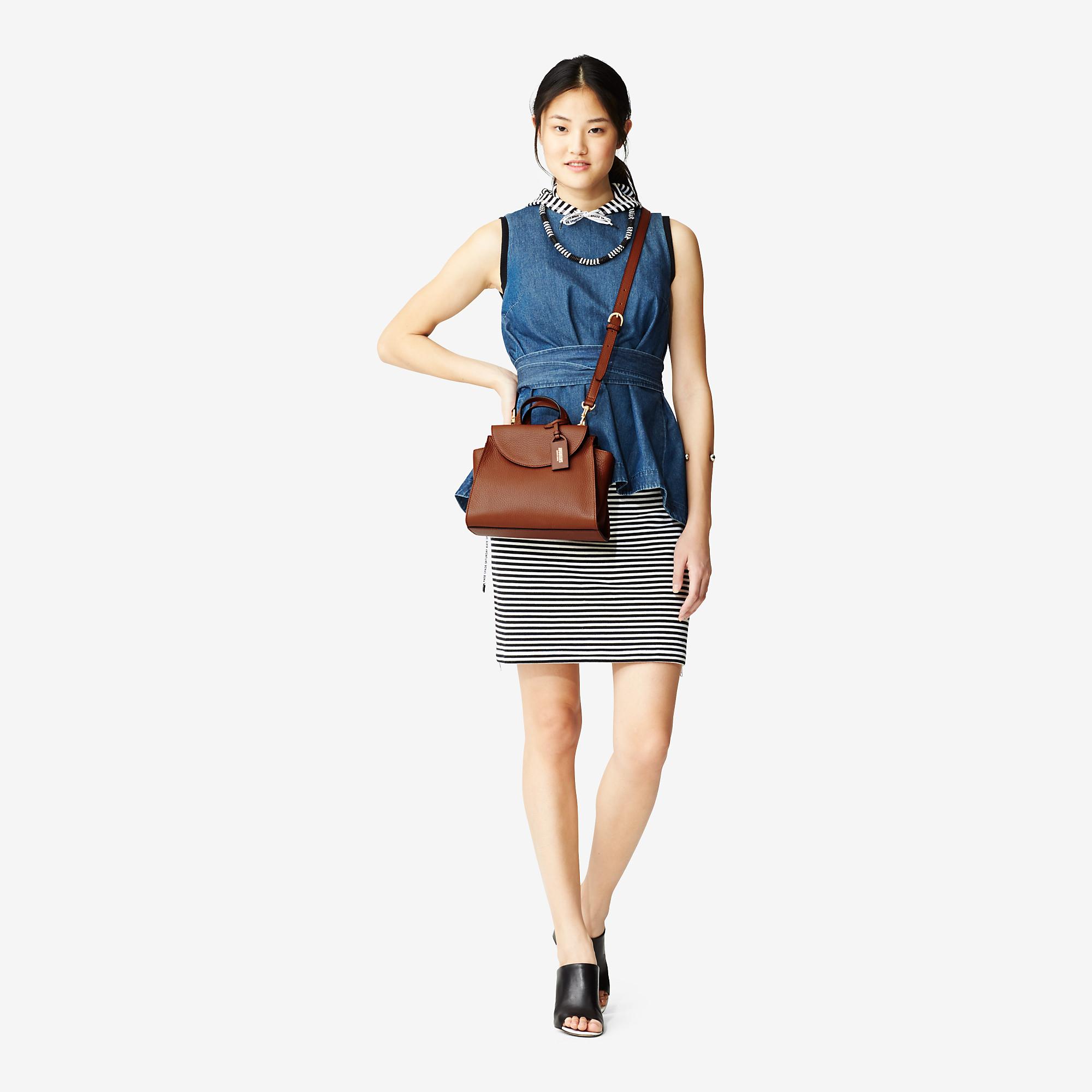 The mini a satchel
