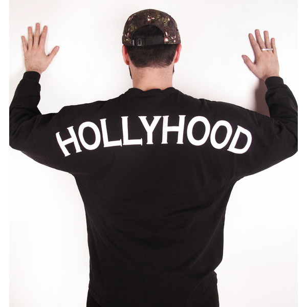 HOLLYHOOD Back Sweat - Polyvore