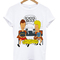 Beavis and butthead school sucks t-shirt