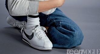 shoes nike shoes nike fashion clothes cute retro christmas vogue